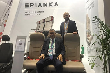 TSI Aviation Seats was at CIIE 2018