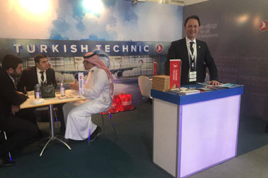 TSI Aviation Seats was at Saudi Airshow