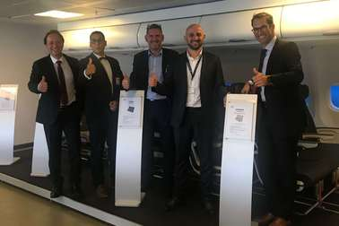 Significant visit from Airbus to TSI